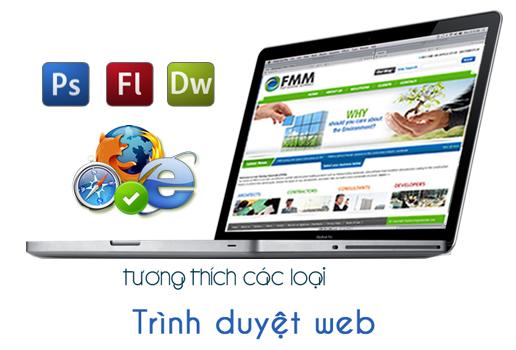Thiết kế website cao cấp và chất lượng hàng đầu
